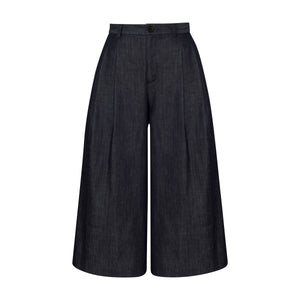 Denim Culottes