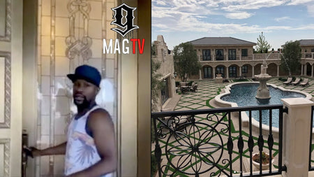 Floyd Mayweather's Spectacular Mansion Tour Episode Of IGTV Cribs! 📹