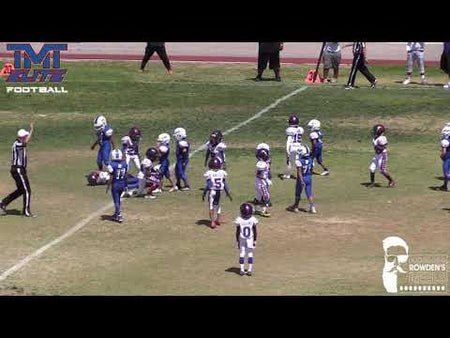 Youth Football- Spring Championship 7u TMT Vs Henderson