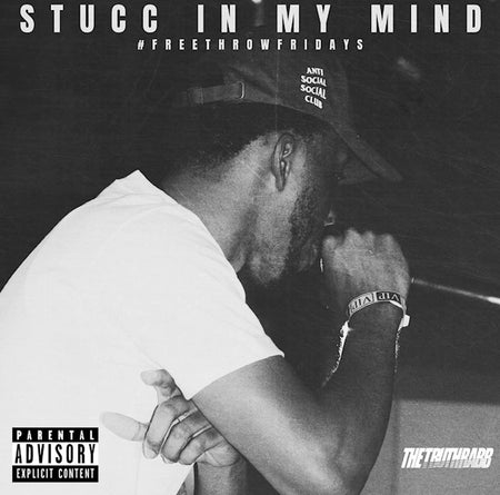 "Music Single: "" Stucc In My Mind "" By T.Rabb"