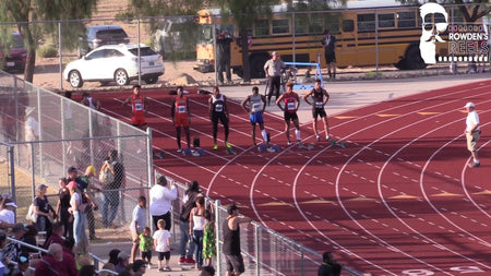 Track and Field - NIAA Boys 4A 100M State Finals