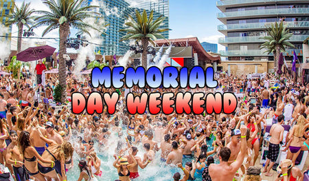 What To Expect In Vegas Memorial Day Weekend