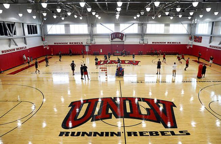 UNLV basketball holds first practice of the season