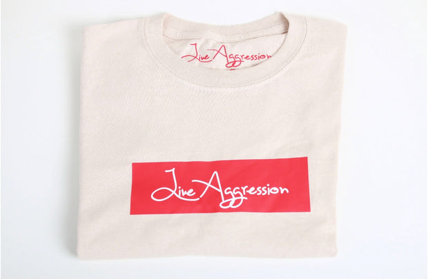 "T-Shirt: ""Sup Edition"" by Live Aggression"
