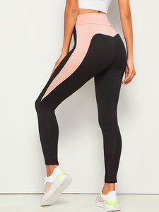 High Waist Skinny Leggings [chicberri]