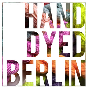 Yarns handdyedberlin