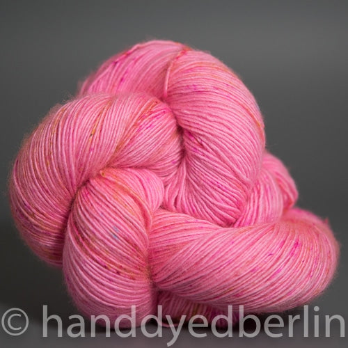 Merino Single Raspberry Yelly