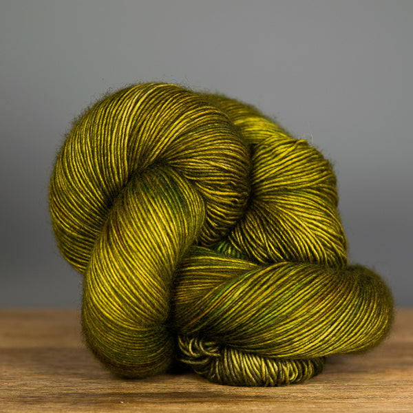 Merino Single Silent Green