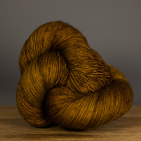 Merino Single Toffee