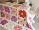 Summer Blossoms Quilt Pattern by Woodberry Way