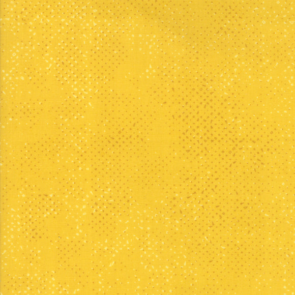Spotted Buttercup Yardage by Zen Chic for Moda 1660 14- PRICE PER 1/2 YARD