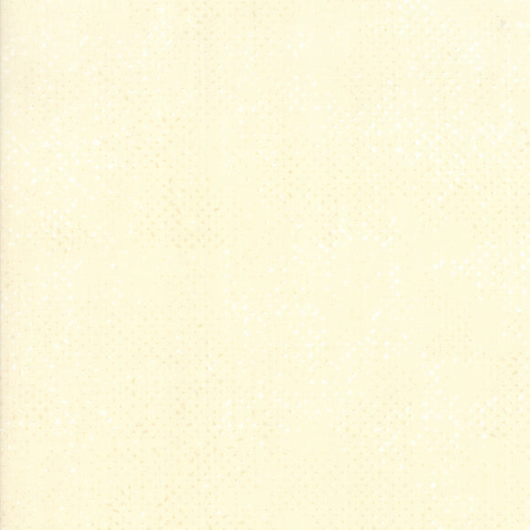 Spotted Cream Yardage by Zen Chic for Moda 1660-85 - PRICE PER 1/2 YARD