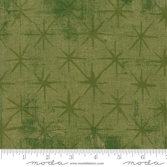 Grunge Seeing Starts Vert Yardage  for Moda - 30148 51 - PRICE PER 1/2 YARD
