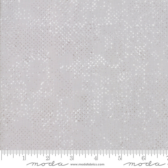 Spotted Grey Yardage by Zen Chic for Moda 1660 87- PRICE PER 1/2 YARD