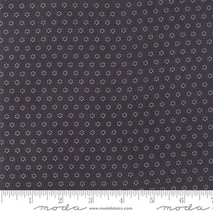 All Hallow's Eve Midnight Yardage by Fig Tree & Co. for Moda - 20354 13 - PRICE PER 1/2 YARD