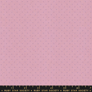 Ruby Star Society Add It Up Lavender Yardage by Moda -RS4005 20 - PRICE PER 1/2 YARD