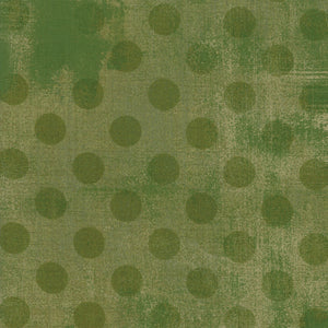 Grunge Hits The Spot Vert Yardage for Moda - 30149-32 - PRICE PER 1/2 YARD