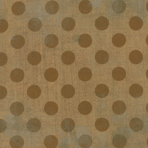 Grunge Hits The Spot Kraft Yardage by Basic Gray for Moda - 30149-44  - PRICE PER 1/2 YARD