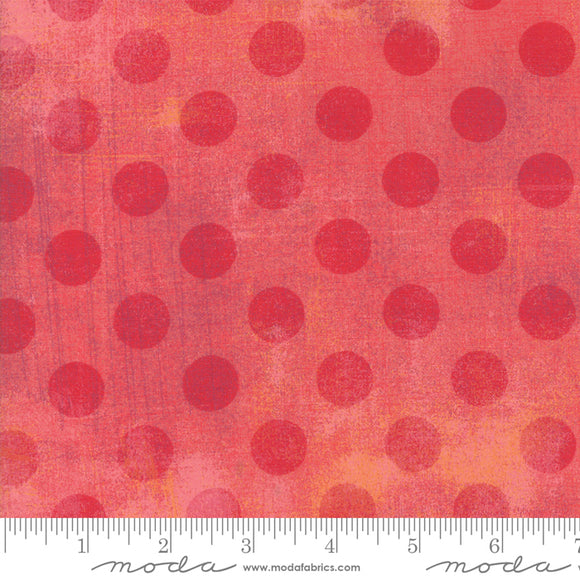 Grunge Hits The Spot Salmon Yardage for Moda - 30149-47  - PRICE PER 1/2 YARD