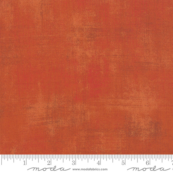 Grunge Basics Pumpkin Yardage for Moda - 30150 285  - PRICE PER 1/2 YARD