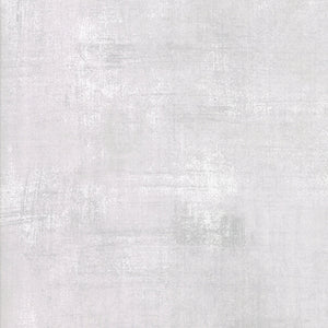Grunge Basics Grey Paper Yardage for Moda - 30150 360  - PRICE PER 1/2 YARD