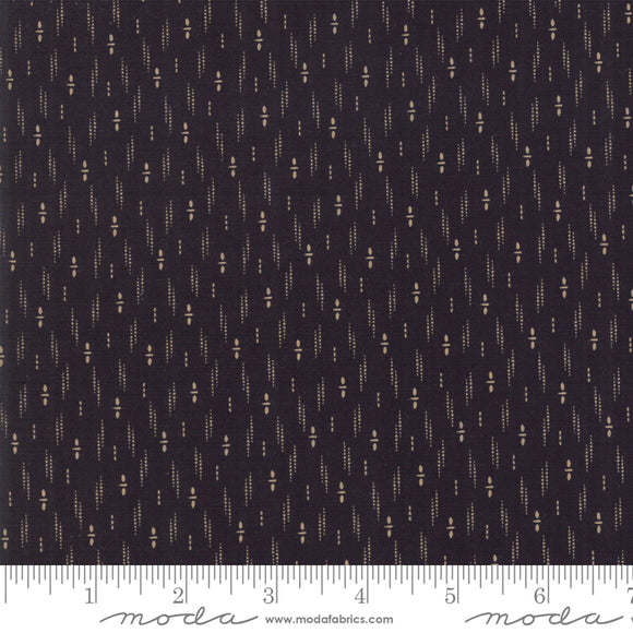 Shelbyville Stacked Dots Yardage by Moda 38074 18- PRICE PER 1/2 YARD