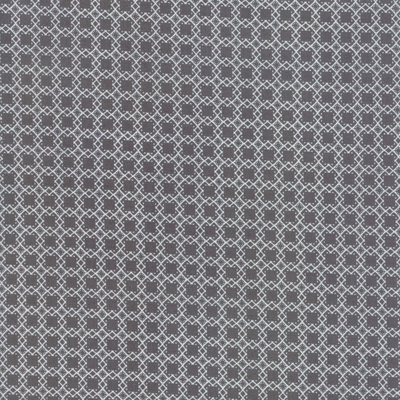 Bloomington Charcoal Yardage for Moda - 5115 13  - PRICE PER 1/2 YARD