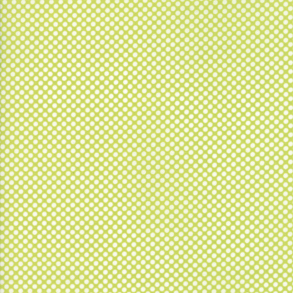 Vintage Holiday Green Flannel by Bonnie & Camille Moda 55162 16F - PRICE PER 1/2 YARD