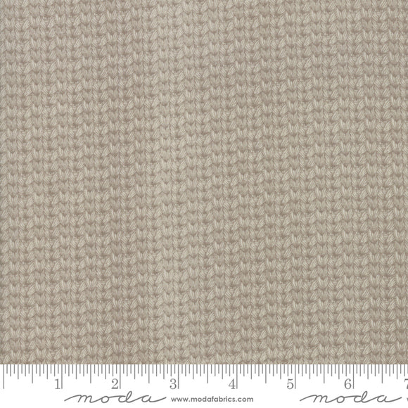 At Home Dove Yardage by Bonnie & Camille for Moda - 55204 13 - PRICE PER 1/2 YARD