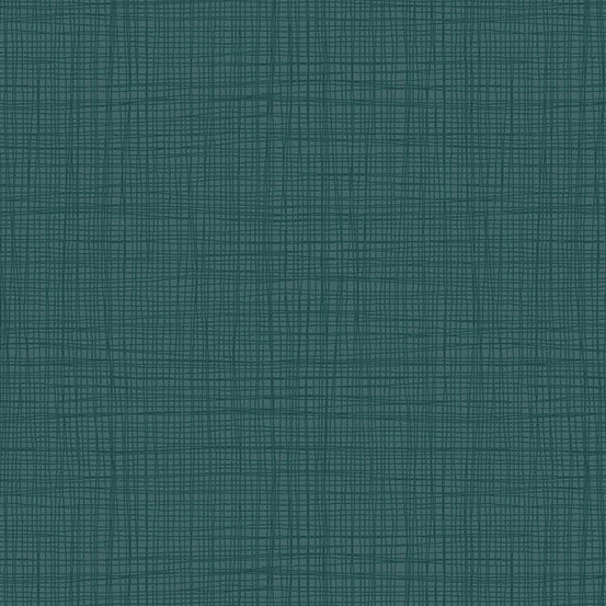Linea Petriol Blue Yardage for Andover Fabrics -TP1525B7 - PRICE PER 1/2 YARD