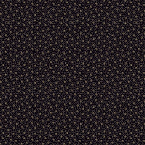 Harvest Moon Black Yardage for Andover Fabrics -A8852K- PRICE PER 1/2 YARD