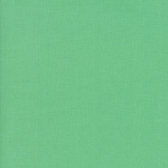Bella Solids Bettys Green Yardage by Moda 9900-121 - PRICE PER 1/2 YARD