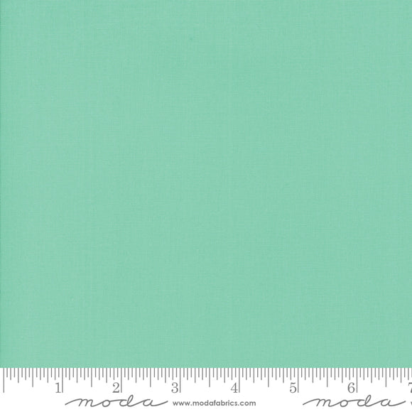 Bella Solids Green Yardage by Moda 9900-65 - PRICE PER 1/2 YARD