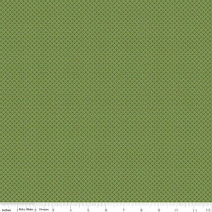 Kisses Tone on Tone Treetop Yardage by Doodlebug Designs for RBD- C210 - PRICE PER 1/2 YARD