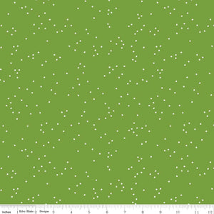 Blossoms Holly Yardage for RBD C715 HOLLY- PRICE PER 1/2 YARD