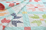 Silver Lining Quilt Pattern by Thimble Blossoms
