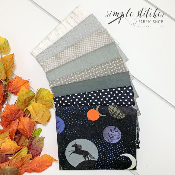 Unicorn Simple Bundle (8) Fat Quarter Bundle
