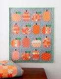 Pumpkins MINI Quilt Kit by Cluck Cluck Sew