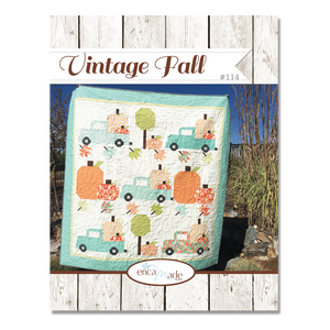 Vintage Fall  Pattern by Erica Made Designs, LLC