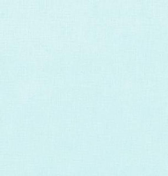 Bella Solids Aqua Yardage by Moda 9900-34- PRICE PER 1/2 YARD