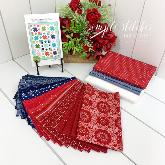 Star Kisses Quilt Kit