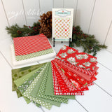Merry Christmas Darling Quilt Kit