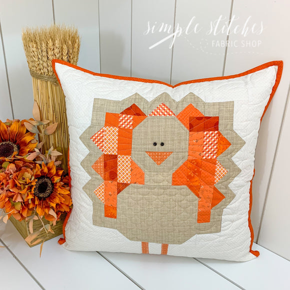 Gobble Gobble Pillow Kit