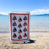 Boat Day Quilt Kit