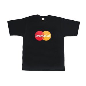 SCAMMER TEE (BLACK)