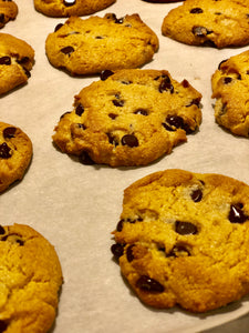 Chocolate Chewy Chip Cookies