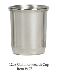 Commonwealth 12 oz Cup Item #127