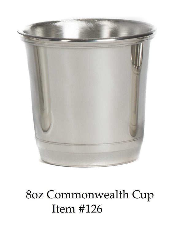 Commonwealth 8 oz Cup Item #126 - 3
