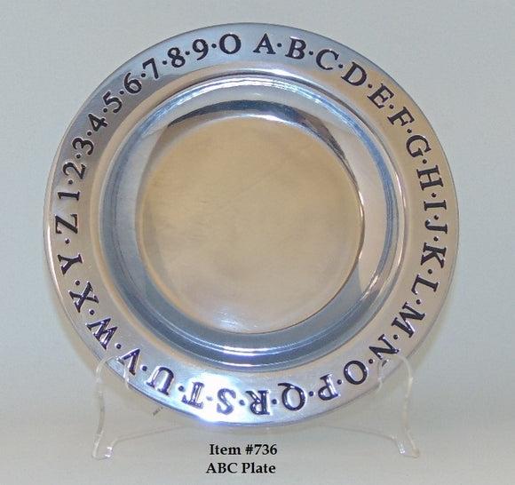 ABC Plate