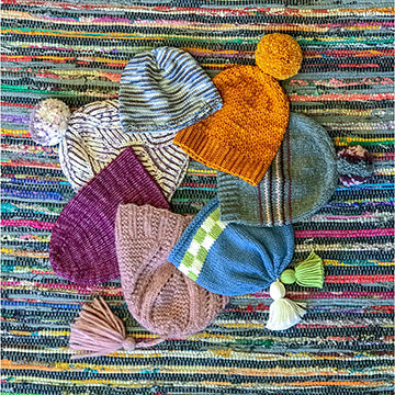 Hats for Our House-The Craftivist Atlanta